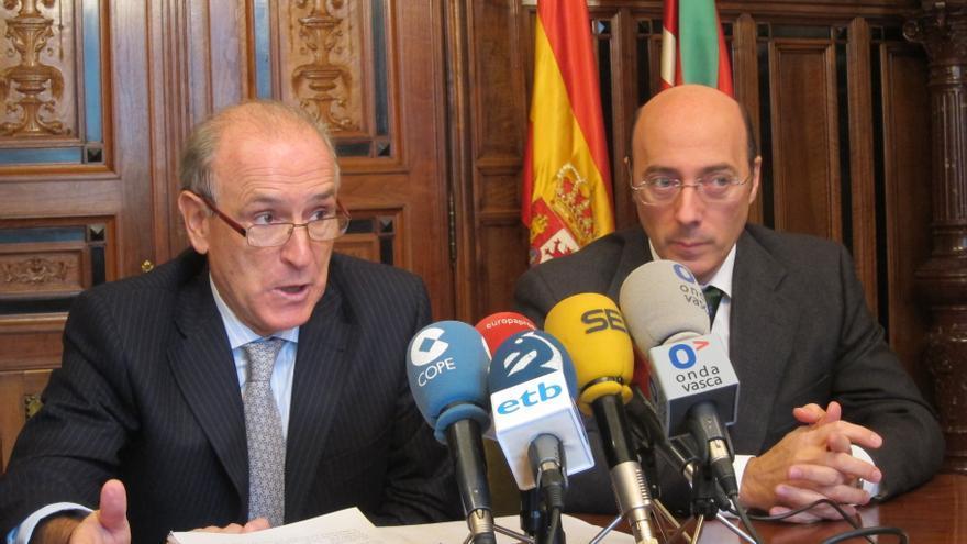 """Urquijo cree que no """"falta tiempo"""" para aplicar la LOMCE y pide a Gobierno vasco que deje la """"insumisión permanente"""""""