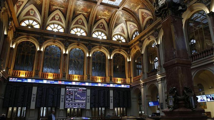 La Bolsa española abre hoy, fiesta de la Almudena, en Madrid