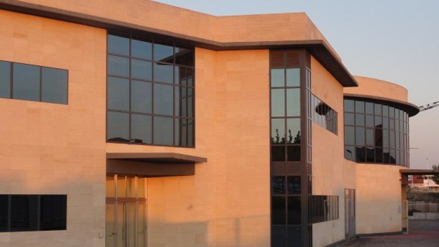 Sede provisional del Centro del Hidrógeno. Foto oficial.