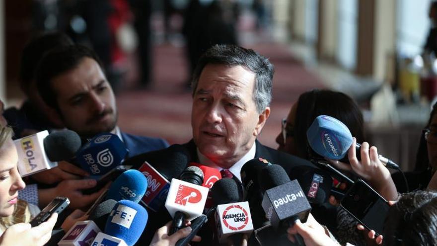 Chile se muestra tranquilo tras la presentación de la dúplica de Bolivia por Silala