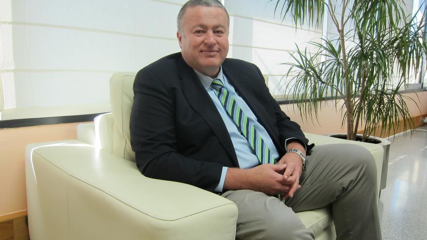 Francisco Bernabé, número 2 del PP en la lista al Congreso de los Diputados por Murcia