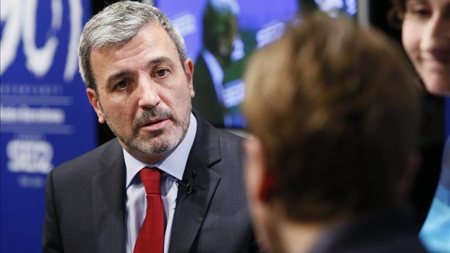 Jaume Collboni gana las primarias del PSC de Barcelona en un ajustada votación