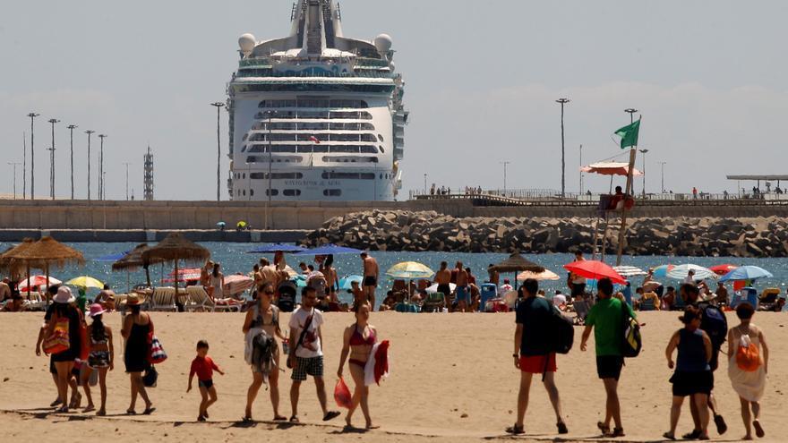 Valencia recibirá su primer crucero tras la pandemia el 27 de junio