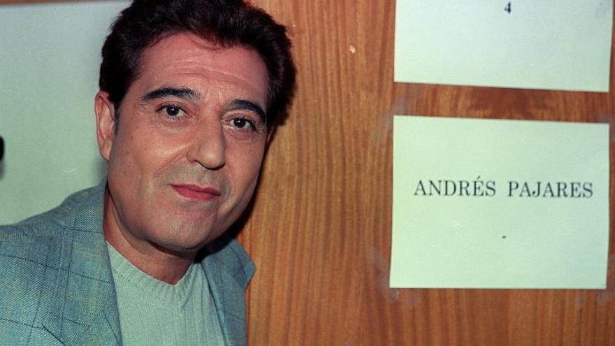 Andrés Pajares, icono de la españolada, cumple 80 años