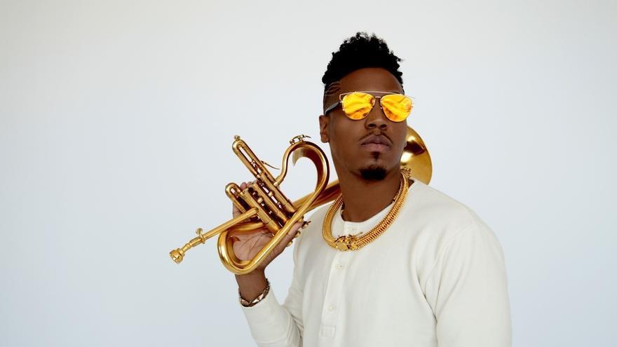 El Festival Internacional de Jazz de Getxo recibe este jueves al trompetista estadounidense Christian Scott
