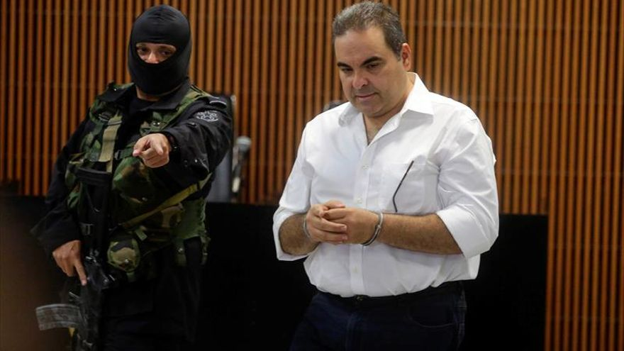 El expresidente salvadoreño Elías Antonio Saca se declara inocente de malversar 246 millones de dólares