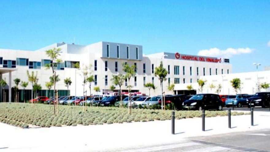 Hospital de Elx gestionado por Ribera Salud.