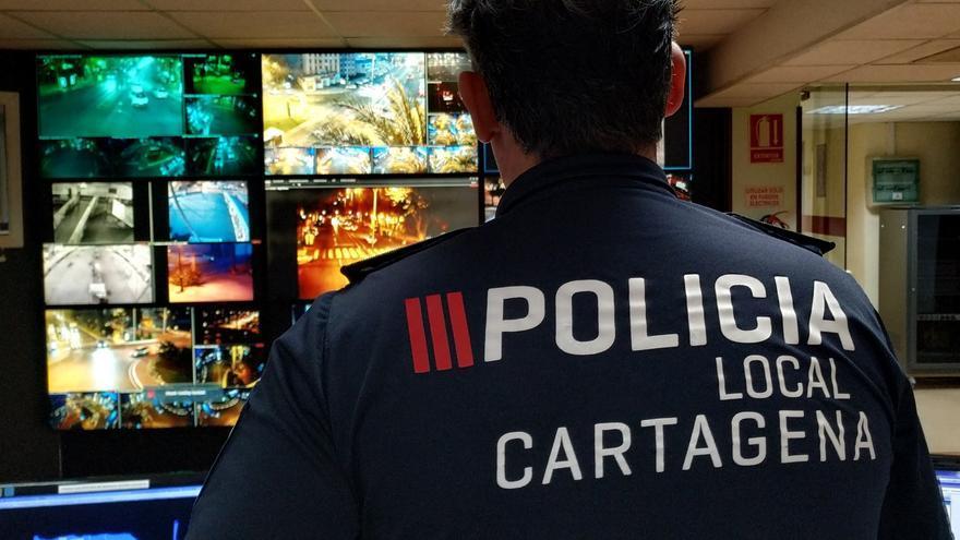Imagen de recurso. Policía Local de Cartagena