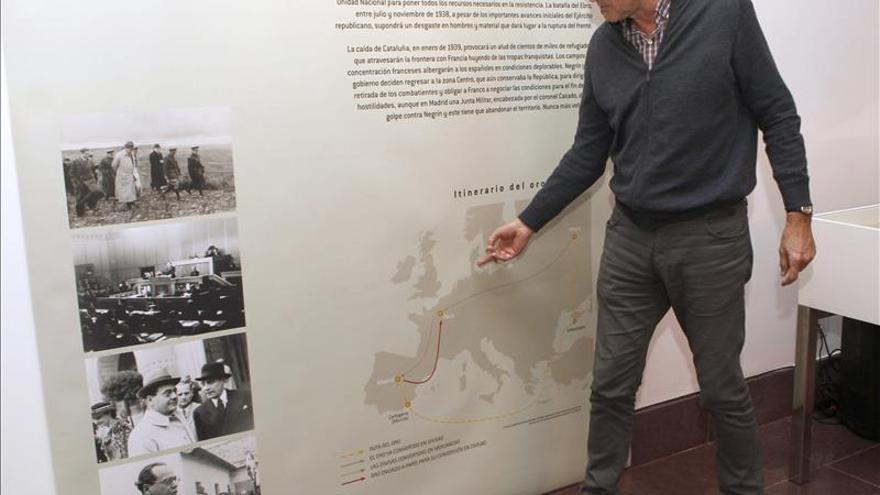 La Fundación Negrín abre su archivo para rebatir la leyenda del oro de Moscú