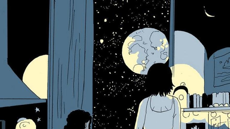 Ilustracion Tillie Walden