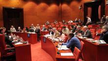 """La CUP ve """"con inquietud"""" que el Govern pida al Estado negociaciones bilaterales para la financiación"""