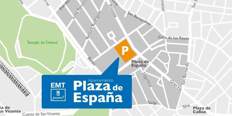Plazas a 125 euros para residentes y trabajadores en el for Plaza de aparcamiento