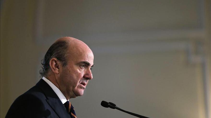 Guindos pide seriedad a Sánchez y le recuerda España tiene compromiso con UE