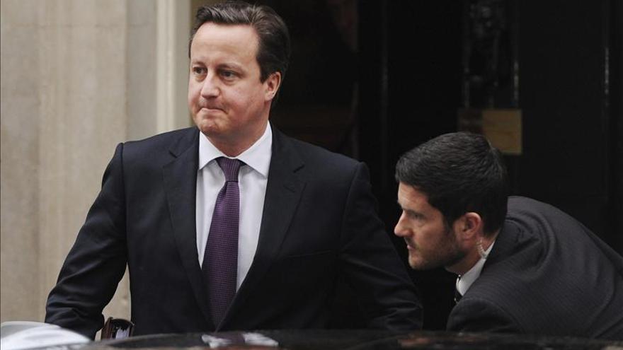 Cameron llega a Argelia para reforzar las relaciones bilaterales