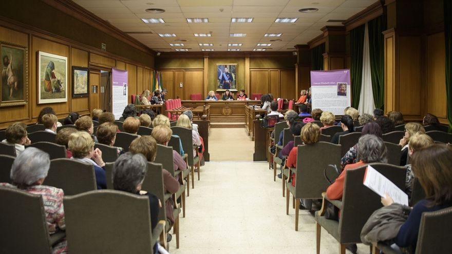 Diputación celebra el Día de la Mujer con las 73 asociaciones del Consejo Provincial