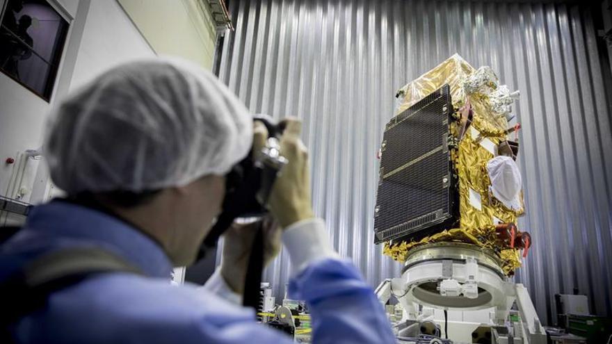 El satélite Sentinel-2B, con alta tecnología fotográfica, pasa el test de prueba