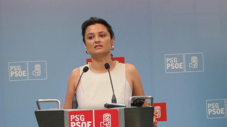 """Diputada socialista de Orense no ve """"casual"""" la detención del alcalde antes del 21-O y expresa su confianza en él"""