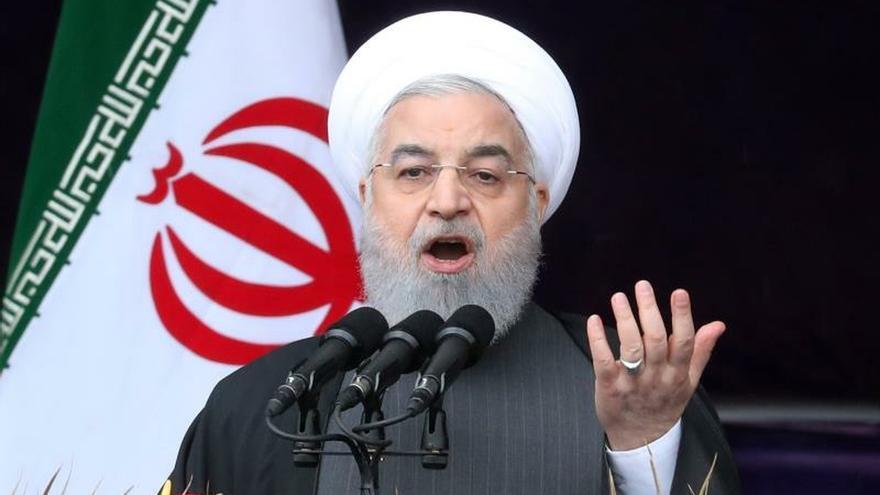 Rohaní asegura que Irán, con 2.517 muertos, está preparado frente al Covid-19