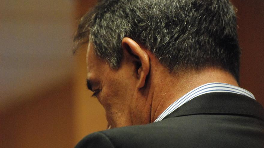 Uno de los testigos sesión 9 Las Teresitas, Basilio Franco, ex concejal de CC en 2001. 