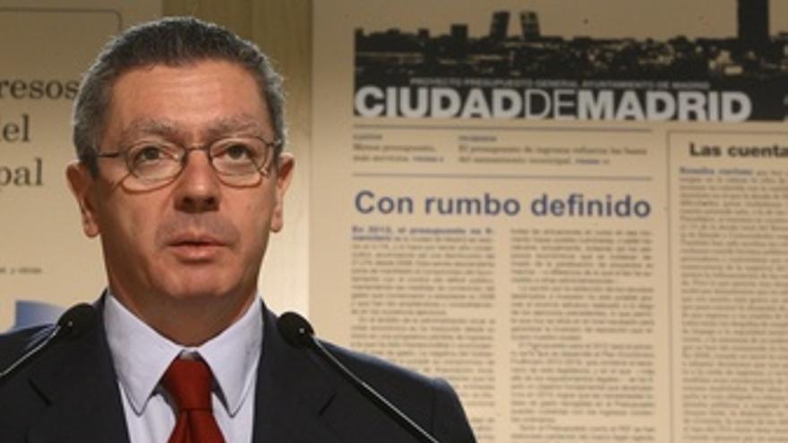 RDP De Alberto Ruiz Gallardón