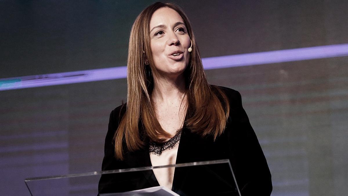 María Eugenia Vidal finalmente presentará su candidatura por la Ciudad de Buenos Aires