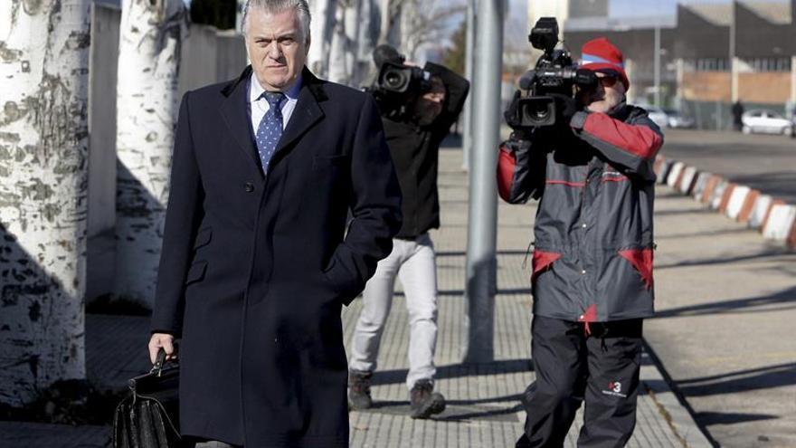 """Bárcenas: El dinero en Suiza era """"como un fondo de pensiones fuera de España"""""""