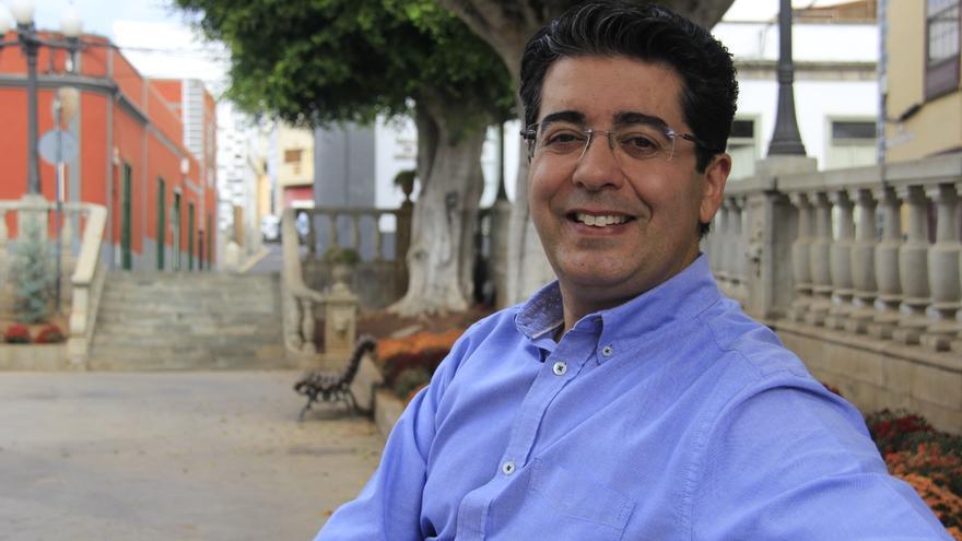 Pedro Martín, aspirante a la secretaría insular de Tenerife y alcalde de Guía de Isora