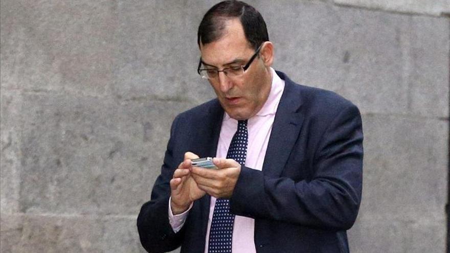 """El juez Velasco señala sobre el caso Asunta que """"el seguimiento es de dónde están los móviles"""""""