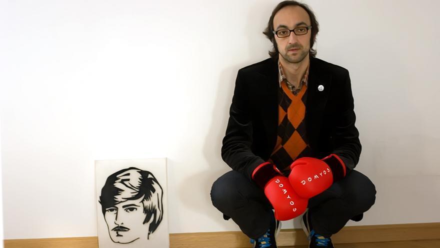 El escritor Agustín Fernández-Mallo.