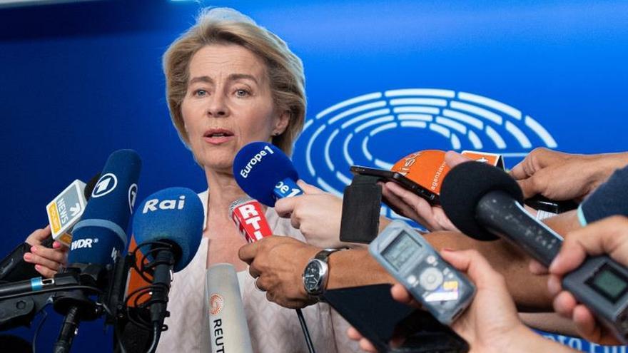 Von der Leyen pide a cada país elegir un hombre y una mujer para comisario de la UE