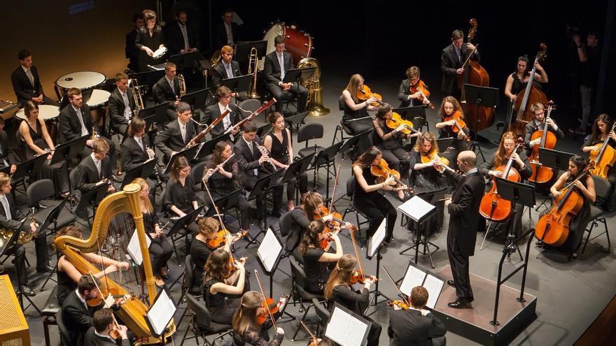 La Orquesta Sinfónica Universidad de Navarra ofrece este martes un programa que combina ópera y ballet