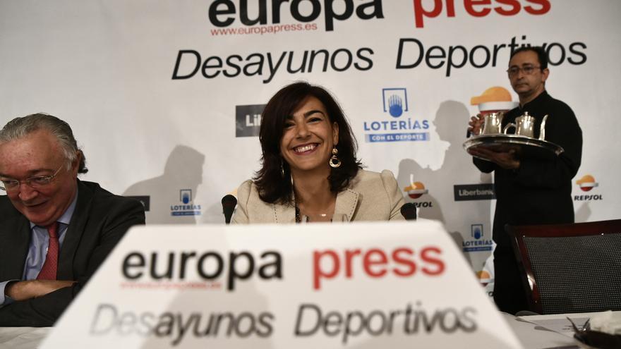 María José Rienda usó una sociedad instrumental para cobrar sus derechos de imagen como deportista