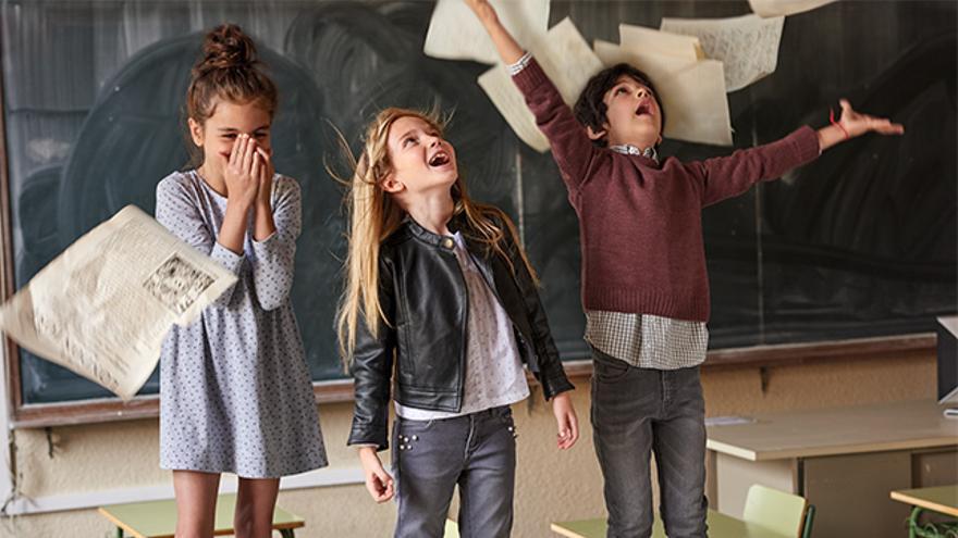 9 básicos de este otoño para tus hijos.