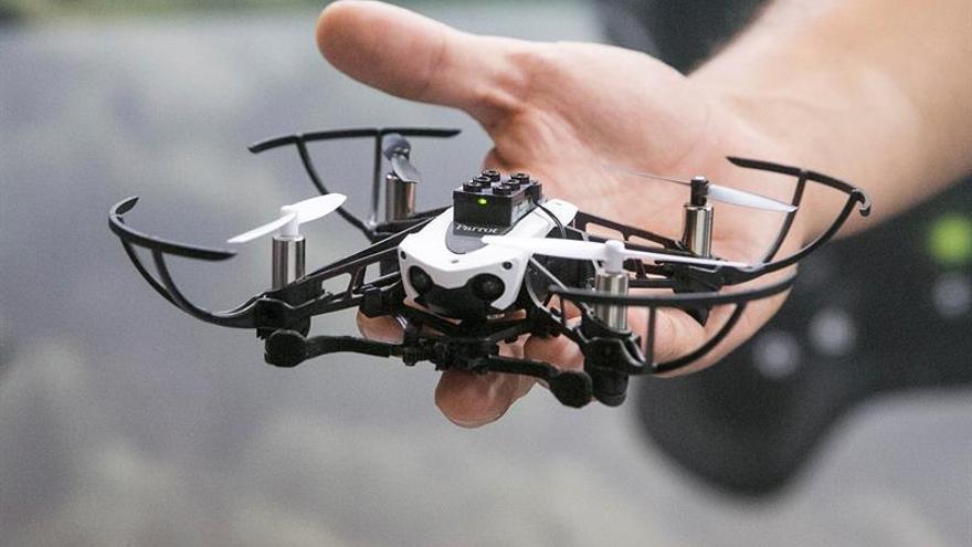 El aterrizaje de drones automatizados en la industria revolucionará el sector