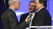 """Barroso dice a EEUU que """"lo que esperamos de los aliados es lealtad"""""""