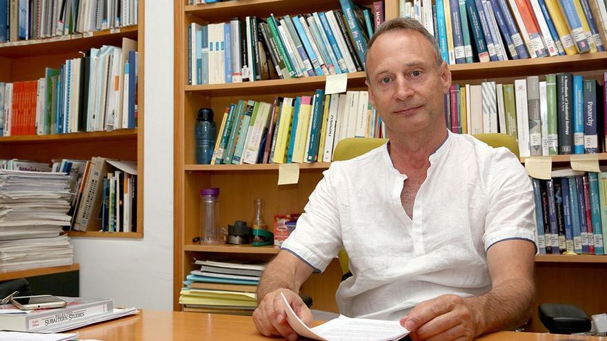 Matías González, profesor de Economía Aplicada de la Universidad de Las Palmas de Gran Canaria.