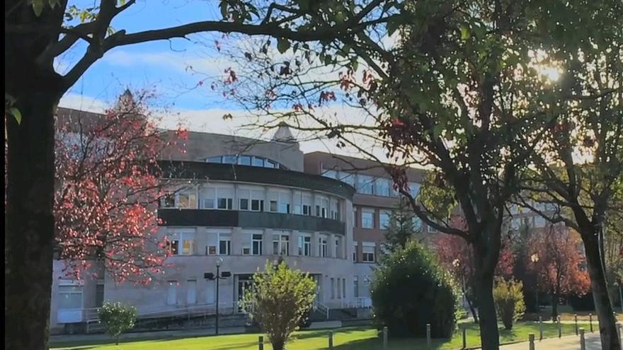 Archivo - Edificio de Ciencias de la Salud de la Universidad Pública de Navarra.