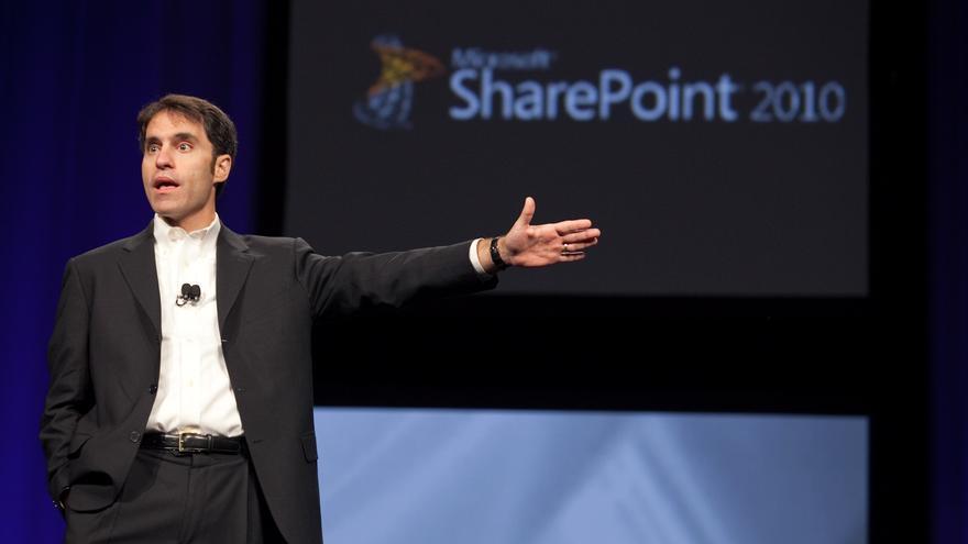 vicepresidente de Microsoft Jeff Teper