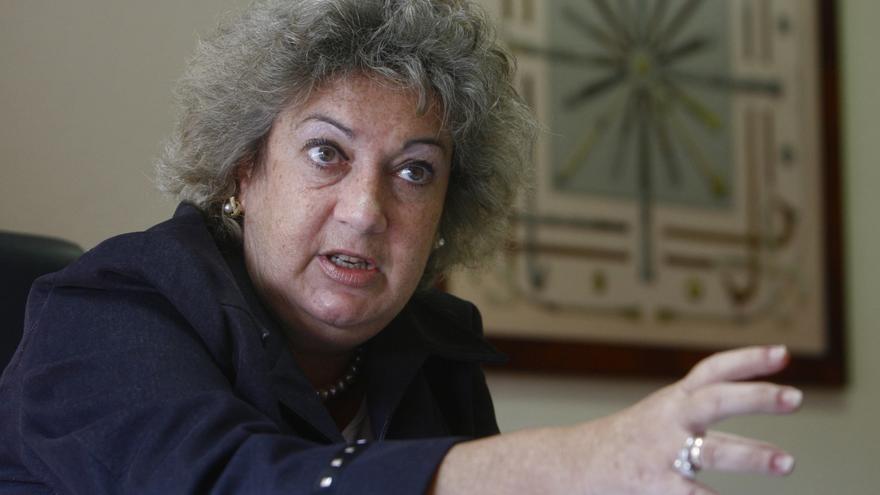 Soledad Cazorla, fiscal de la Sala de Violencia sobre la Mujer