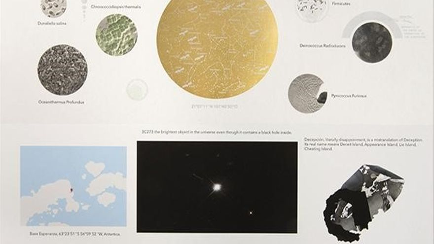 '190,56', de la artista malagueña Regina de Miguel, fue la obra protagonista de la primera edición del programa Derivada celebrada el año pasado.