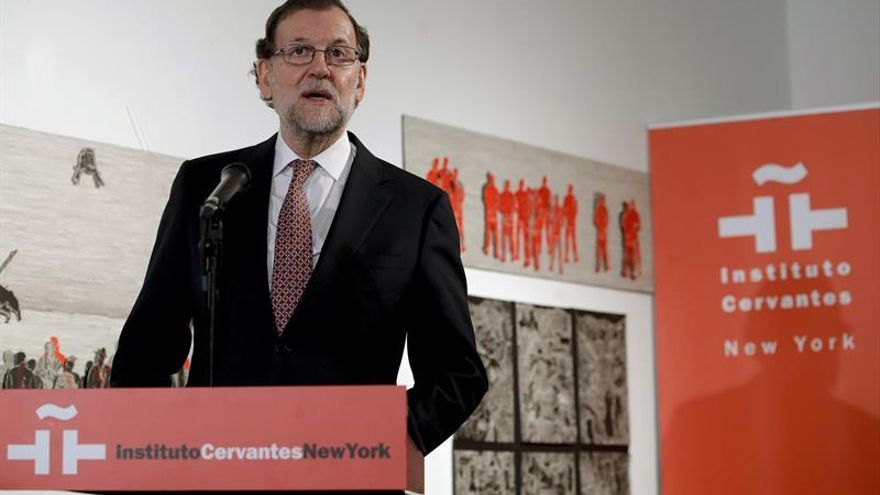 """Rajoy evoca a Gil Parrondo dentro de la """"brillante historia del cine español"""""""