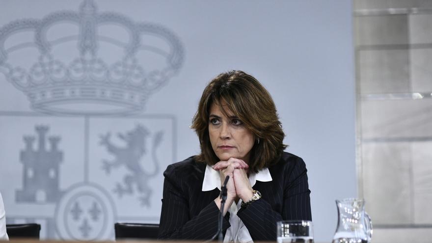 Delgado dice estar a disposición de Sánchez para las listas del PSOE