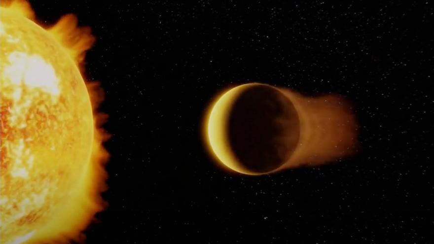 """El Astrofísico de Canarias colabora en el descubrimiento del primer 'Neptuno ultracaliente', un planeta """"improbable"""" a 260 años luz de la Tierra"""