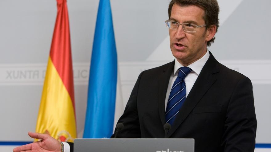 Feijóo insta a PSdeG y BNG a explicar su nueva postura sobre las fusiones de ayuntamientos