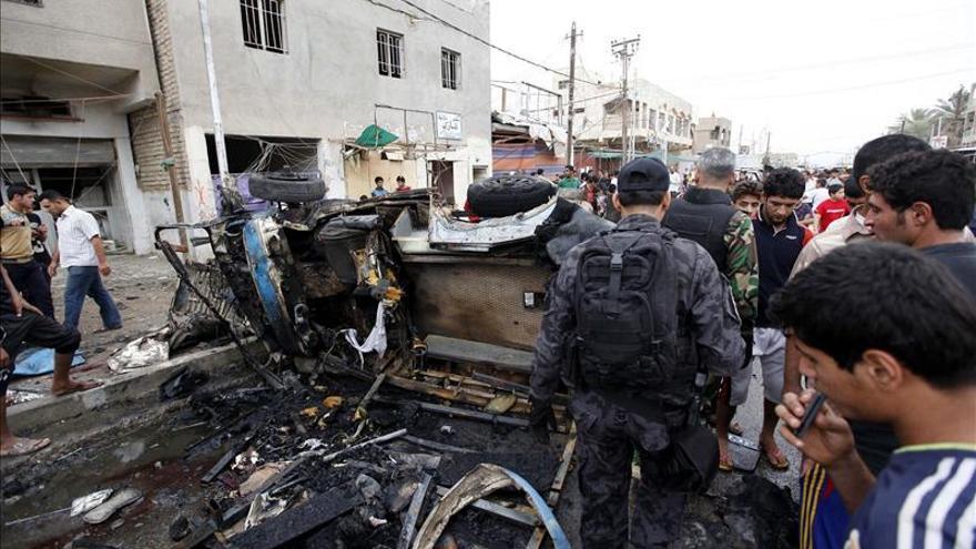 Al menos 6 muertos y 72 heridos en varios ataques en Irak