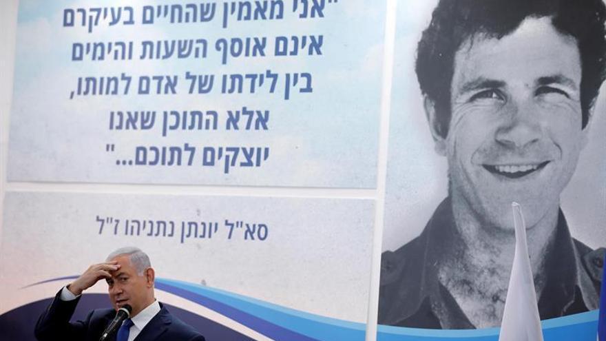 Netanyahu promete anexionar todos los asentamientos en Cisjordania ocupada