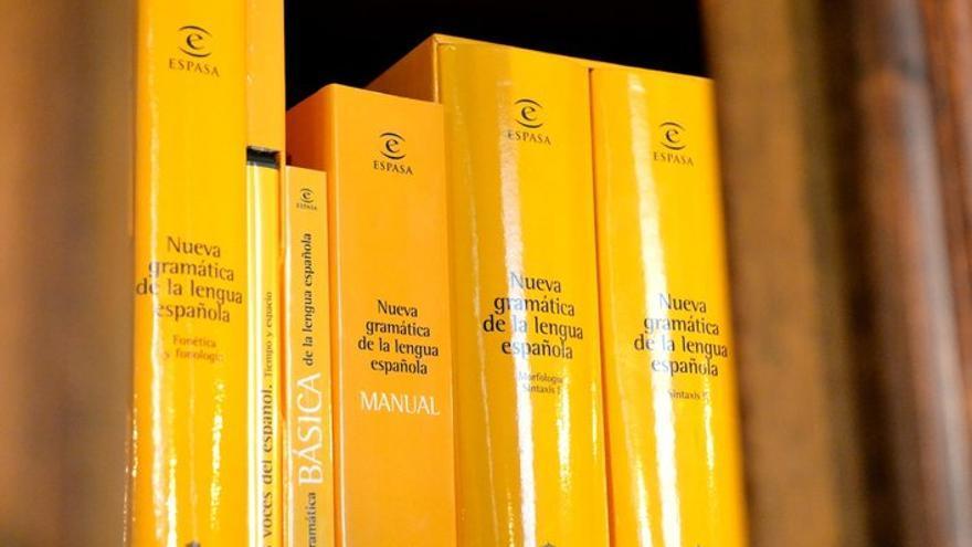 Glosario de términos gramaticales de la RAE