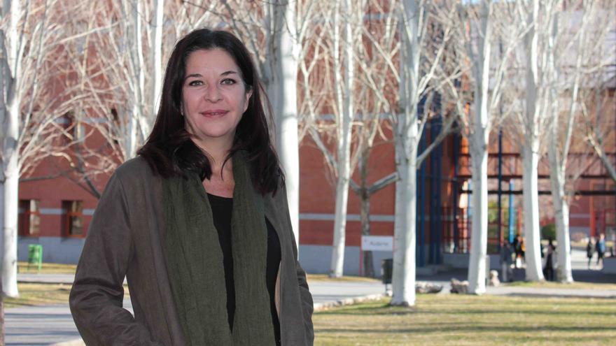 Laura Nuño, profesora titular de Derecho Público y Ciencia Política de la URJC