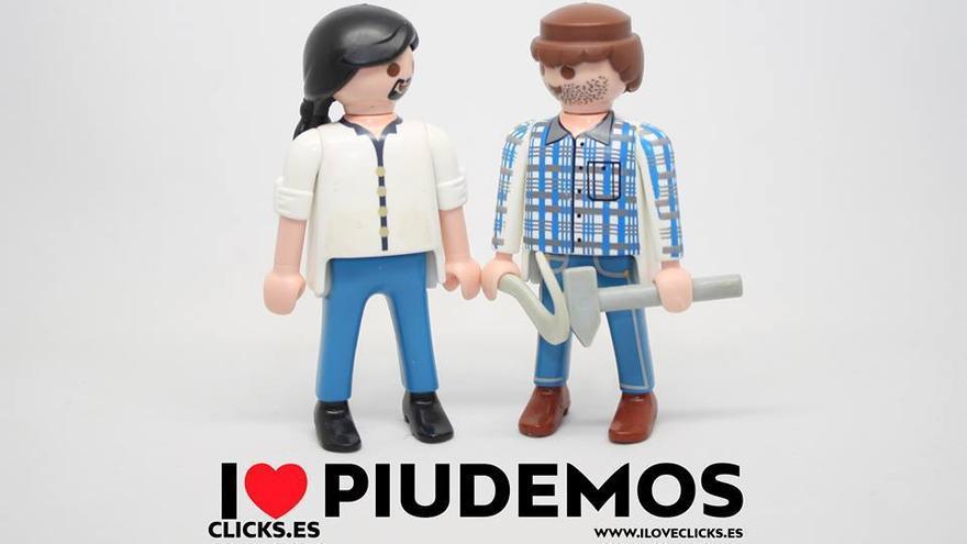 I love Piudemos