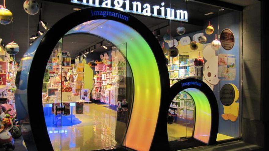 Tienda de Imaginarium en Barcelona. FOTO: Flickr de Leonora (Ellie) Enking